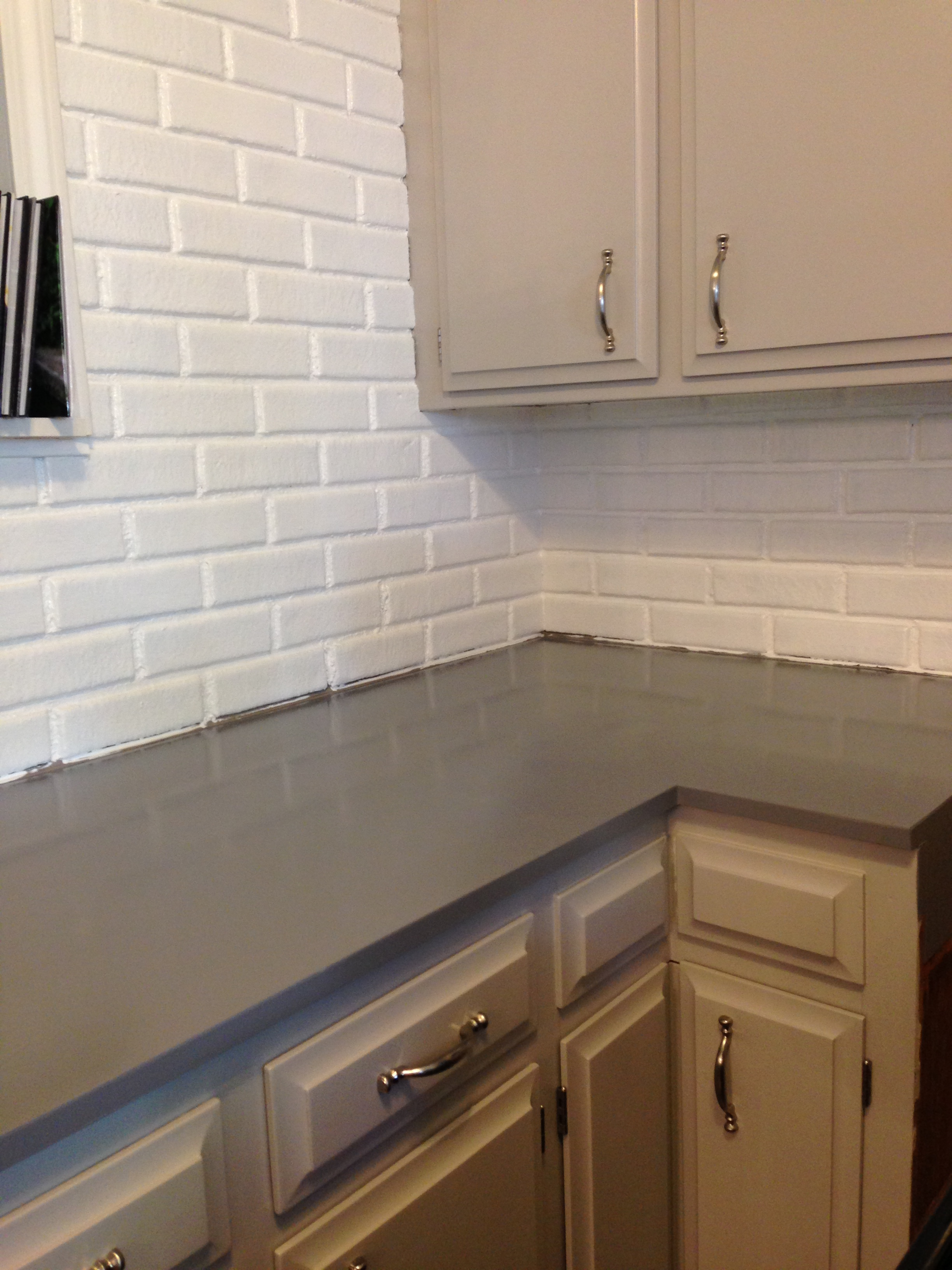 Rustoleum Countertop Paint Smell : July 2013 Tashia Doyle