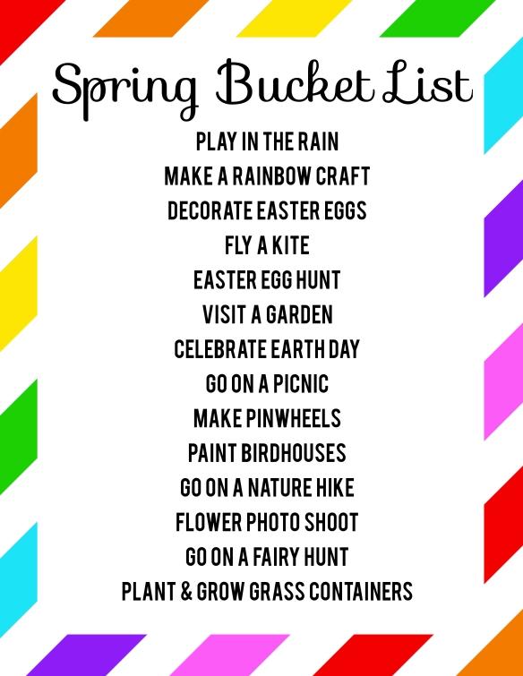 springbucketlist